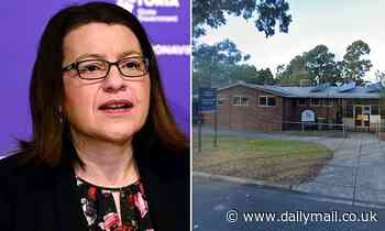 Kindergarten is closed after teacher tests positive for COVID-19 - Daily Mail