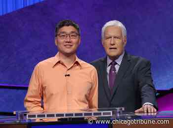Naperville North High School math teacher tries to stay in 'Jeopardy' Teacher Tournament - Chicago Tribune