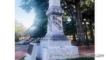 Bond set for teacher accused of vandalizing Ole Miss Confederate monument - Magnolia State Live - Magnolia State Live