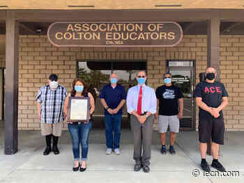 Colton City Council recognizes Teacher Appreciation Day - The Inland Empire Community