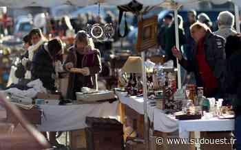 Béarn : le marché à la brocante et aux antiquités de Soumoulou reprend ses droits - Sud Ouest