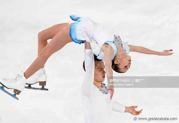 Panfilova and Rylov: 'We need to move on'