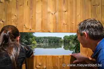Vijvers van Bellefroid geopend voor publiek