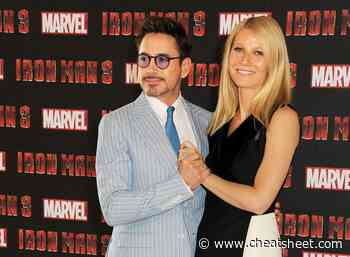 Gwyneth Paltrow 'Immediately Took a Shine' to Robert Downey Jr. When They First Met - Showbiz Cheat Sheet