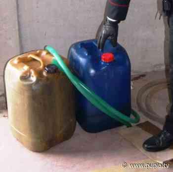 Valle di Maddaloni, rubano carburante in cantiere Tav con la figlia di 5 anni - PUPIA