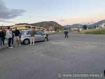 Ultim'ora: incidente a Maddaloni. Le foto - TeleradioNews