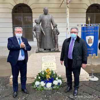 Maddaloni, il Villaggio dei Ragazzi celebra i 20 anni della scomparsa di don Salvatore d'Angelo - PUPIA