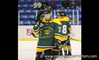 Prince George Spruce Kings complete trade with Powell River by adding American import - PrinceGeorgeMatters.com