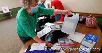 7 states, DC vote amid coronavirus pandemic, social unrest - Prince George Citizen