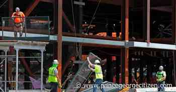 April construction spending falls 2.9% as virus upends work - Prince George Citizen