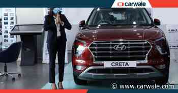 Hyundai reports sales of 12,583 cars in May - CarWale