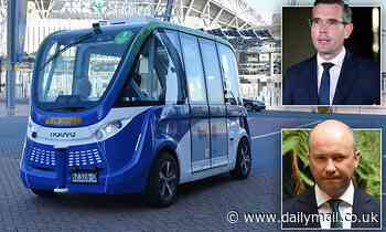 New plan to make one third of government cars and ALL buses electric - despite warning of huge cost - Daily Mail