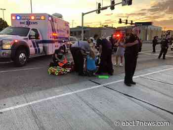 Two people hit by cars during Columbia protest - ABC17News.com