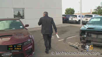 Dozens Of New Cars Stolen From Dodge Dealership During San Leandro Looting - CBS San Francisco