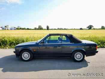 Vendo BMW 318 i Cabriolet E30 d'epoca a Calcinaia, PI (codice 7581740) - Automoto.it