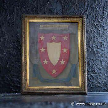 Armorial Coat of Arms circa 1820