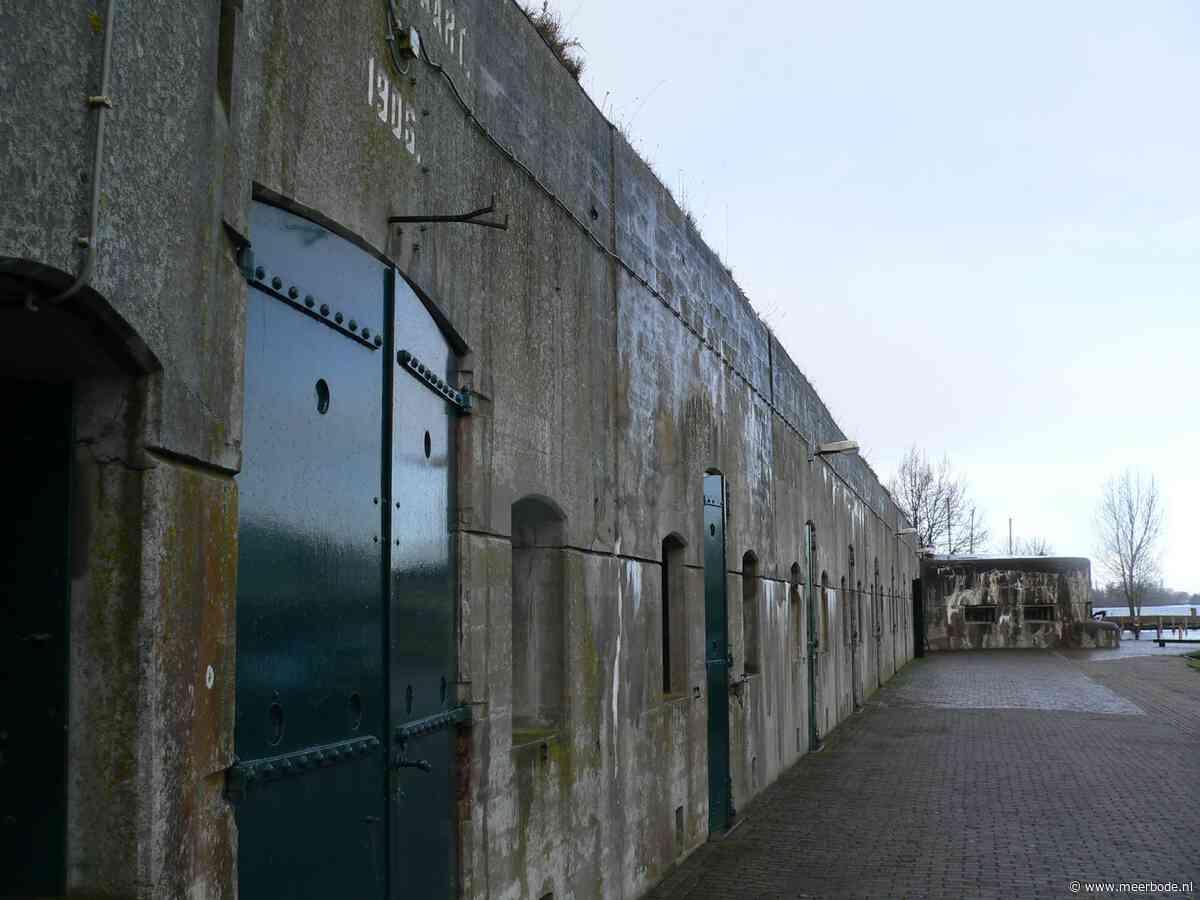 Burgerinitiatief Werkgroep Fort Kudelstaart - Nieuwe Meerbode