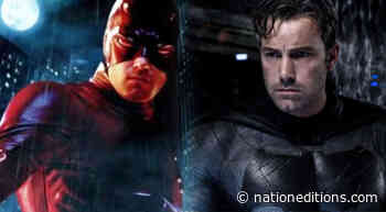 Marvel Eyeing On Ben Affleck For Daredevil In Secret Wars Movie - NationEditions