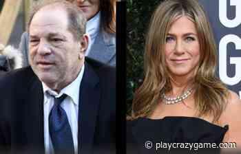 Jennifer Aniston should be murdered, wrote Harvey Weinstein - Play Crazy Game