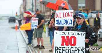 Iron Range teacher tells county he 'would not be nice to any refugees'