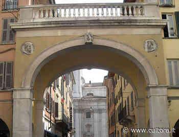Art in Pills: L'Arco del Granarolo a Brescia per illustri personaggi bresciani  - Cultora