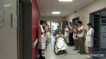Laatste patiënt met COVID-19 in Heilig Hartziekenhuis verhuist van corona-afdeling naar gewone afdeling