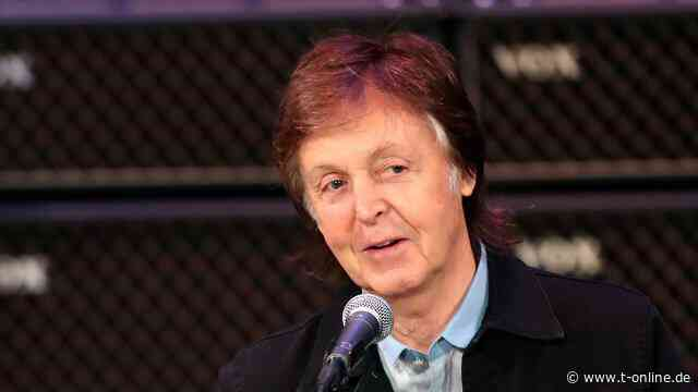 """""""Ich werde sie vermissen"""": Paul McCartney trauert um Beatles-Fotografin - t-online.de"""