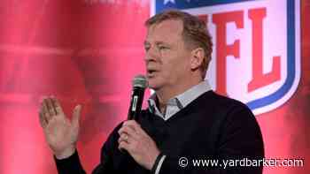Goodell, NFL fumble chance to lead yet again