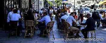 Les Français retrouvent le «goût de liberté» des cafés et des bières en terrasse