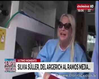 Silvia Süller del Argerich al Ramos Mejia - Crónica TV