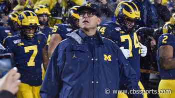Michigan coach Jim Harbaugh joins anti-police brutality protest, marches with players in Ann Arbor