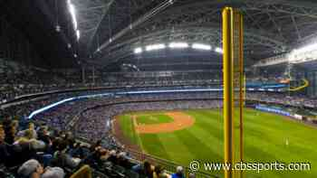 Brewers say individual broke into Miller Park, caused 'minor damages' to field