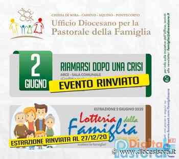 Rinviato il Convegno di Pastorale Familiare - Diocesi di Sora Cassino Aquino Pontecorvo