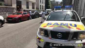 Un ouvrier d'une entreprise de Roost-Warendin fait une chute mortelle de 10 mètres - La Voix du Nord