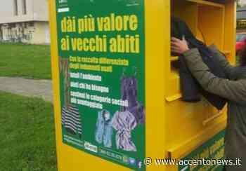 Gela, riprende il servizio raccolta indumenti e accessori in modalità itinerante - Accento - Gela Notizie