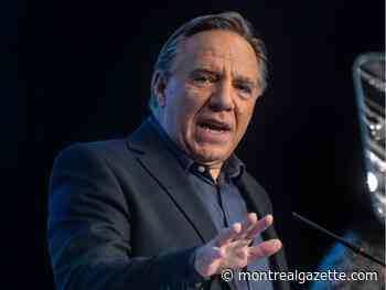 Legault digs in: Systemic racism does not exist in Quebec, he says