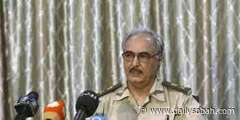 Putschist general Haftar agrees to Libya cease-fire talks, UN says | Daily Sabah - Daily Sabah