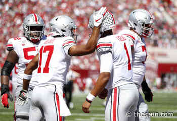 """ESPN Names 2 """"Ifs"""" For Ohio State's National Title Hopes - The Spun"""