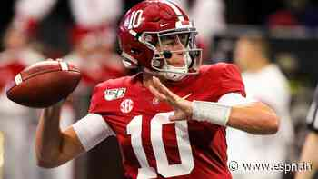 How each top 2020 college football team becomes a national title contender - ESPN India