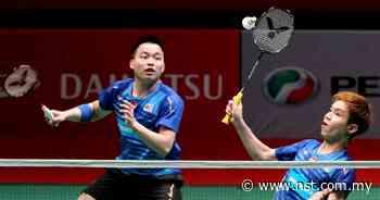 Aaron-Wooi Yik target a World Tour title - New Straits Times