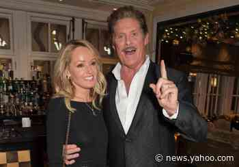 David Hasselhoff ditching the States - for a sheep farm in Wales - Yahoo Lifestyle