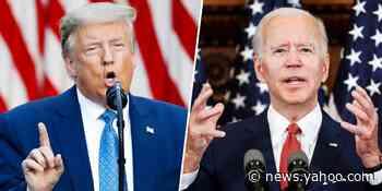 As unrest grips the U.S., Trump fuels a fire Biden pledges to extinguish