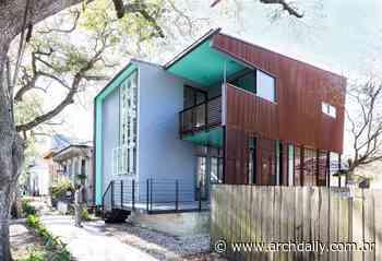 Arquitetura contemporânea e herança cultural em Nova Orleans - ArchDaily Brasil