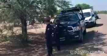 Dejan cadáver de un hombre a un costado de carretera a Cerritos - Pulso de San Luis