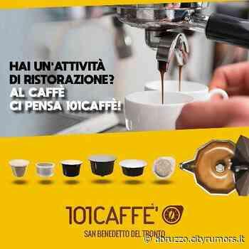 101CAFFE' anche per il tuo B&B  San Benedetto del Tronto - Ultime Notizie Abruzzo - News Ultima ora in Abruzzo Cityrumors - CityRumors.it