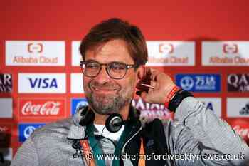 Jurgen Klopp warns Liverpool that the job is not done - Chelmsford Weekly News