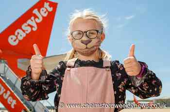 Artist designs free face masks for children flying with easyJet - Chelmsford Weekly News