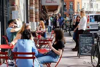 Clichy. Restaurateurs et cafetiers ne paieront pas pour utiliser les terrasses cet été - actu.fr