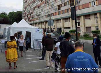 Coronavirus : Dépistage gratuit sans rendez-vous à Clichy-sous-Bois ce vendredi 22 mai - sortiraparis