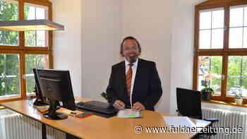 Eichenzell: Erster Arbeitstag für Bürgermeister Johannes Rothmund | Fulda - Fuldaer Zeitung
